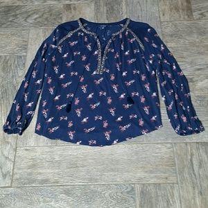 Lucky Brand cotton top